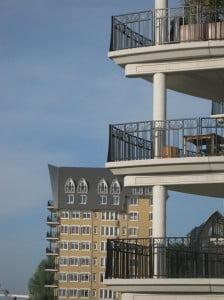 Art Deco Sierhekwerk, balkon 2