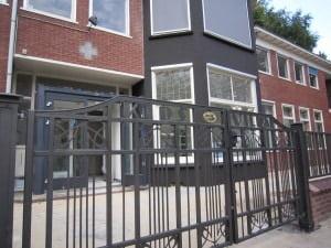 Art Deco Sierhekwerk, maatwerk, poort